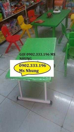 Bàn mầm non giá rẻ, bàn trẻ em giá rẻ