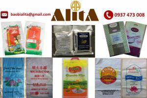 Bao gạo nội địa và xuất khẩu - Loại 5kg, 10kg, 25kg, 50kg