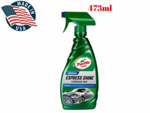 Chai xịt phục hồi và làm bóng màu sơn xe Turtle Wax Express Shine 473ml - MSN388371
