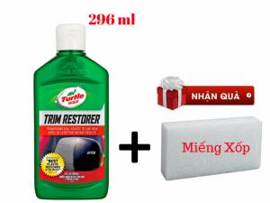 Gel Phục Hồi Và Làm Sáng Bóng Nhựa Nhám Con Rùa Xanh Turtle Wax Trim Restorer - MSN388370