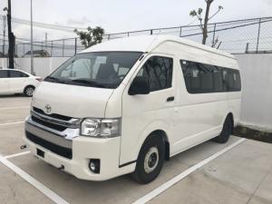 Toyota Hiace 15 Chỗ Nhập Khẩu Thái Lan Có Xe Giao Ngay