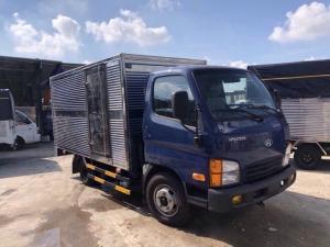 Xe Tải 2.5 tấn Hyundai N250 Thùng Kín