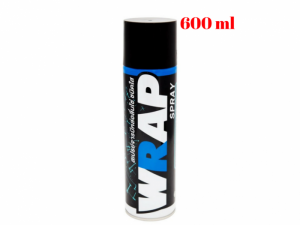 Chai Xịt Sên LUBE71 Wrap Spray 600ml
