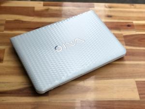 Laptop Sony Vaio VPCEG, i5 2520M 4G 500G vân kim cương đẹp giá rẻ