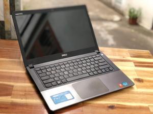 Laptop Dell Ultrabook V5460, i3 3120M 4G SSD24G+500G đẹp zin 100% Giá rẻ