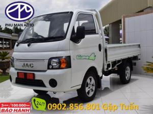 Xe tải JAC 990kg – 1250kg – 1500kg 2018 đã có mặt.