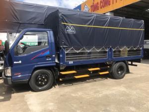 Xe tải 2.5 tấn Iz49 mui bạt 2018