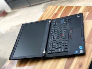 Laptop Lenovo Thinkpad T410, i5 M540 4G 320G Vga rời 14inch đẹp zin 100% giá rẻ