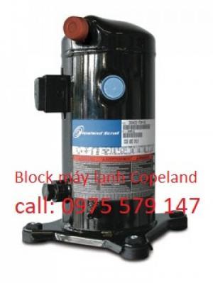 Bán máy nén lạnh copeland  2hp-15hp, cung cấp sản phẩm linh kiện block máy lạnh copeland giá rẻ