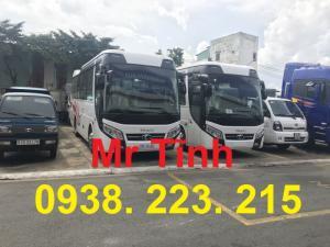 Xe 29 chỗ Thaco-29 chỗ Thaco tb85 bầu hơi-tb85 29 chỗ bầu hơi-29 chỗ bầu hơi Thaco tb85 trả góp