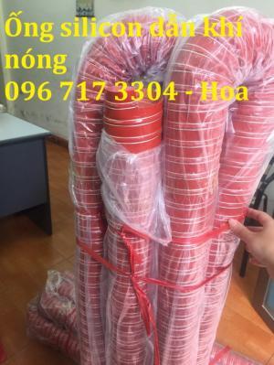 Ống silicone D51 hút khí nóng chịu nhiệt cao giá rẻ tại Uy Vũ