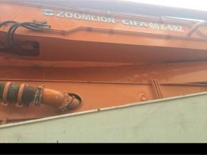 Zoomlion cifa 56m dùng lướt giá rẻ
