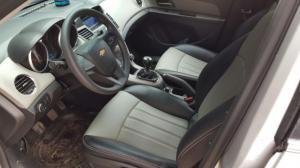 Bán Chevrolet Cruze LT 1.6MT màu ghi bạc số sàn sản xuất 2016 biển Sài Gòn mẫu mới