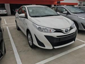 Toyota Vios 2019 1.5E AT Đủ màu - Khuyến mãi...
