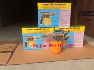 Máy phun thuốc dạng khói Super-2000 Gold Hàn Quốc