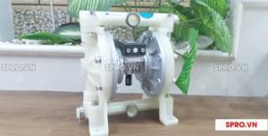 Máy bơm màng khí nén TDS Đài Loan giá rẻ tại HCM