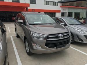 Khuyến Mãi Mua Toyota Innova E 2018 Số Sàn Màu Đồng Ánh Kim 170Tr. Trả Góp 11Tr/Tháng. Vay Đến 8 Năm.Xe Giao Ngay