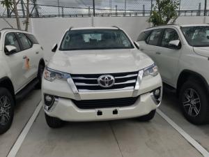 Toyota Fortuner 2019 Máy Xăng 1 Cầu Số Tự Động Nhập Khẩu. Mua Vay Trả góp Chỉ 300Tr