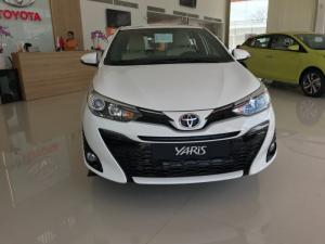 Khuyến Mãi Toyota Yaris 1.5 G 2018 nhập khẩu Mới, Mua Trả Góp chỉ cần 170Tr. Xe Giao Ngay