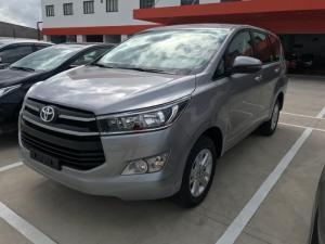 Khuyến Mãi Mua Toyota Innova E 2019 Số Sàn Màu Bạc, Báo Giá Khuyến Mãi Tại Toyota An Thành