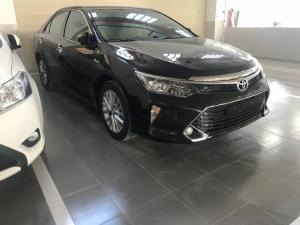 Khuyến Mãi cực hot Toyota Camry 2.5Q 2018 Màu Đen, Mua Trả Góp Trọn Gói Chỉ 460Tr.
