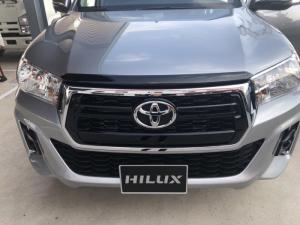Khuyến Mãi Toyota Bán Tải Hilux 2018 2.4E số tự động 1 cầu nhập khẩu. Xe đủ màu giao ngay. Mua trả góp chỉ 220tr