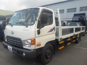 Giá Xe Tải Hyundai HD120SL 8 Tấn Thùng Lửng...