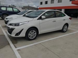 Ưu đãi Toyota Vios 1.5G 2018 Số Tự Động màu...
