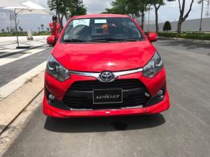 Toyota Wigo Số Sàn Nhập Khẩu, Trả Trước 80tr...