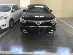 Khuyến Mãi Toyota Camry 2.0E 2018 Màu Đen,...