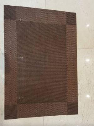 Tấm trải bàn ăn nhà hàng khách sạn - plate mat