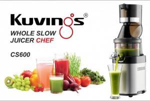 Máy ép trái cây Kuvings Chef CS600 giá KM
