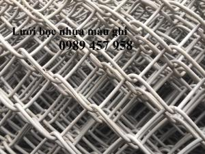 Chuyên lưới b40 bọc nhựa ô 30x30, 40x40, 50x50, 60x60, Lưới làm sân tennis