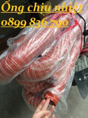 Giá ống silicone chịu nhiệt D53,76, 100, 120