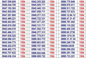 sim VINA giá rẻ,.. miễn phí ship vơi hóa đơn từ 2 sim