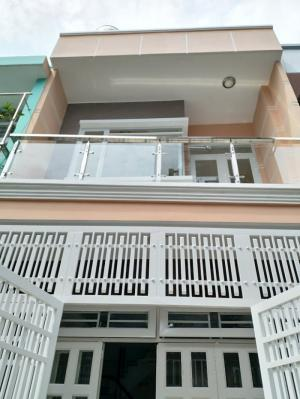 Bán nhà Nhà Bè Hẻm 2329 đường Huỳnh Tấn Phát KP7, Thị Trấn Nhà Bè, H. Nhà Bè, Tp. Hồ Chí Minh.