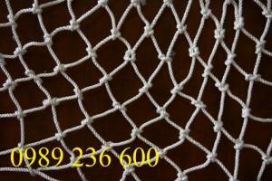 Lưới dù an toàn, lưới an toàn dây dù