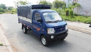 Xe tải DONGBEN 1021 Thùng Bạt 168Tr 810KG GIÁ RẺ !!!