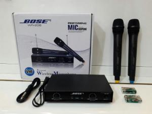 Micro không dây BOSE 208 chuyên nghiệp