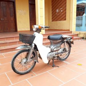 Cub 81 Honda Nhật Bản 70cc biển số Hà Nội 29...
