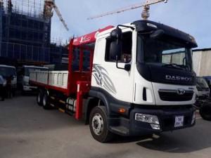 Xe tải Fuso 3 chân, trả trước 200 triệu, giao...