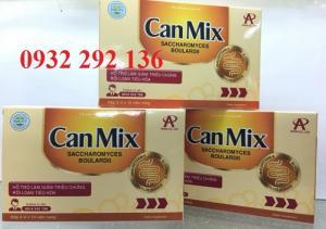 Canmix giúp tăng cường sức khỏe đường tiêu hóa, giúp ổn định viêm đại tràng cấp và mạn tính