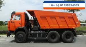 Xe tải tự đổ kamaz