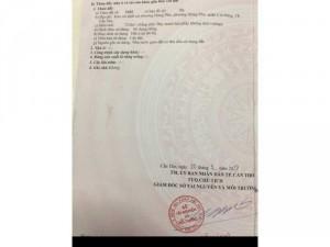 2018-08-15 16:12:02  2  Cần bán đất nền kdc Hưng Phú 1 đường A2 3,000,000,000