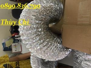 2018-08-15 16:16:43  4  Ống gió mềm nhôm bảo ôn , không bảo ôn , ống Hàn quốc giá cạnh tranh nhất . 40,000