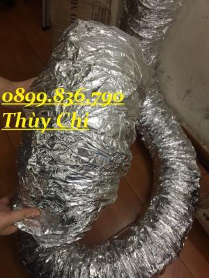 2018-08-15 16:16:43  2  Ống gió mềm nhôm bảo ôn , không bảo ôn , ống Hàn quốc giá cạnh tranh nhất . 40,000