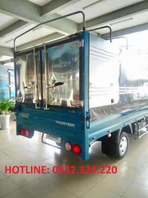 2018-08-15 16:24:13  1  Xe tải 2T5 KIA K250 máy HYUNDAI đủ các loại thùng, xe tại Bình Dương 389,000,000