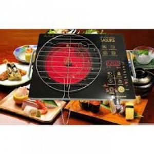 2018-08-15 16:21:26  2  Bếp hồng ngoại CHIYODA C8 Nhật Bản 2,550,000
