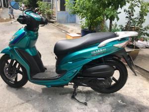 Shark 125cc mầu xanh ít dùng, còn mới hình...