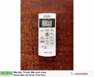 Remote Máy Lạnh Sharp Chính Hãng